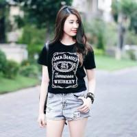 tumblr branded tee kaos atasan cewek wanita remaja murah distributor