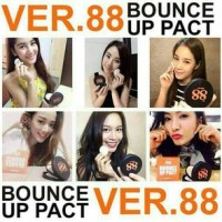 BOUNCE 88 UP PACT / 88 VER BOUNCE UP PACT / BEDAK