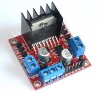 harga L298n Motor Driver Board Module - Modul Stepper Motor For Arduino Tokopedia.com