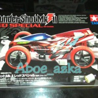 Tamiya Thundershot MK.II Red Special