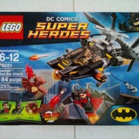 Lego 76011 Batman: Man-Bat Attack Superheroes