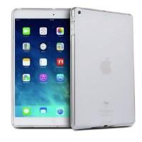 Jelly Transparan Case iPad mini 1 2 3 retina Back Cover Soft Protectio