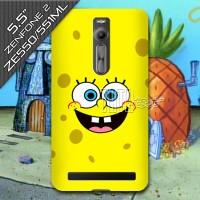 harga Hard Case Back Cover Asus Zenfone 2 Ze551ml Ze550ml - Spongebob Tokopedia.com