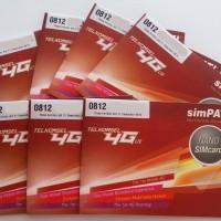 Perdana Simpati Telkomsel 4G LTE (NANO SIM CARD)