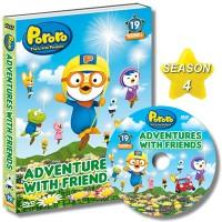 PORORO DVD 19 Adventures With Friends
