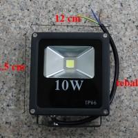 harga Lampu Sorot Led Waterproof 10 Watt Ip66 (setara 100 Watt) Tokopedia.com
