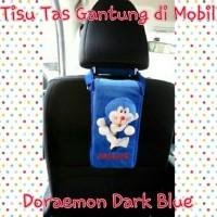 harga Tisu Tas Gantung di Mobil Doraemon Dark Blue Tokopedia.com