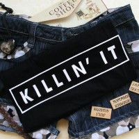 Tumblr Tee / T-Shirt / Kaos Killin' It