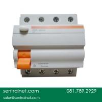 ELCB Schneider DOM11028 - 4P 25A 30mA