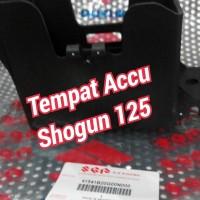 TEMPAT ACCU SUZUKI SHOGUN 125