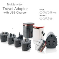 Travel Adaptor with DUAL USB Charger