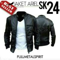 Jaket Ariel/Jaket Kulit Ariel/Jaket Ariel SK 24/ Jaket kulit Sintetis