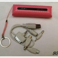 POWER BANK STATION PINK (800212025)