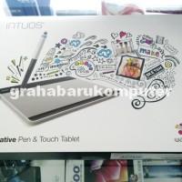Wacom Intuos Pen Touch CTH480 Small. Pen Tablet Alat Desain Grafis