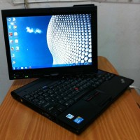 Lenovo ThinkPad X201 Tablet |i5|320GB|4GB|WIN7PRO|Siap Pakai