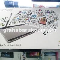 Wacom Intuos Pen Touch CTH680 Medium. Pen Tablet Alat Desain Grafis