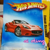 Hot Wheels Ferrari California HW Premier 09 Red