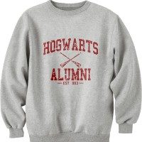 Sweater Hogwarts Alumni High Quality