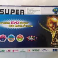 "EVD Portable SUPER S-858D 8.5"""