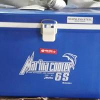 Marina Cooler box 6s box es Lion Star