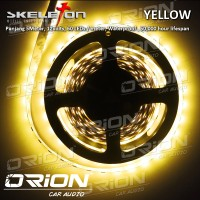 LED YELLOW Strip Roll Merk SKELETON [ORION CAR AUDIO]