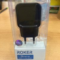 ROKER Travel Charger 2.1A