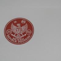 harga Kertas Segel Rp 25,- tahun 1984 Tokopedia.com