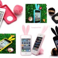 harga Casing Handphone (Iphone 4/ Iphone 4S) Bunny Tokopedia.com