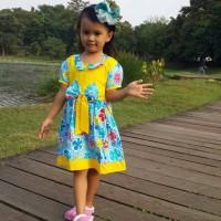 Dress anak Little Akhwat,KJ-B-0381,uk.12 (11-12 th)