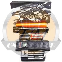 harga Senter Swat T6 8802 Police 98000 Watt +2 Baterai Recharge Ultrafire 18650+charger Desktop+2 Adapter Batre Aaa+lalin+sarung Tokopedia.com