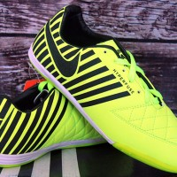Sepatu Futsal Nike Lunar Gato II Kuning Volt
