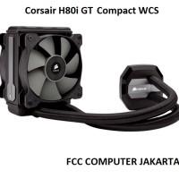 Hydro Series H80i GT High Performance Liquid CPU Cooler
