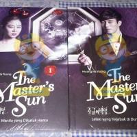 Novel Korea - THE MASTER'S SUN SET 2 BUKU