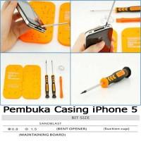 harga Tool Kit Set Pembuka Kesing Cellphone Hp Iphone 5 Case Opener Tokopedia.com