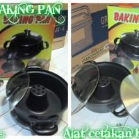 BAKING PAN (ALAT CETAKAN KUE BOLU)