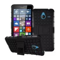 Microsoft Lumia 640 XL 640XL Shockproof Armor Hybrid Hard & Soft Case