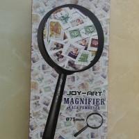 Kaca Pembesar lup 75mm Joy Art