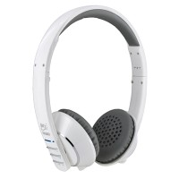 MEElectronics Air-Fi Runaway Stereo Bluetooth Microphone AF32 White