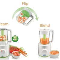 Jual Philips Avent steamer and blender Murah