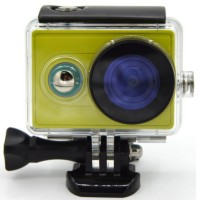 Underwater Waterproof Anti Blur Case IPX68 40m Xiaomi Yi Sports Camera