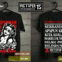 kaos distro SID, Lady rose, Superman is dead