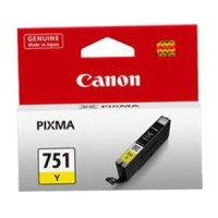 Canon 751 Yellow Ink Cartridge
