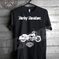 harga Kaos Distro Harley Davidson Motorcycle Keren Tokopedia.com