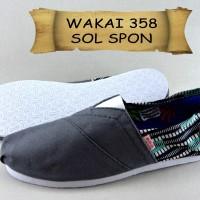 harga Sepatu Wakai Shoes Grade Ori 358 Tokopedia.com