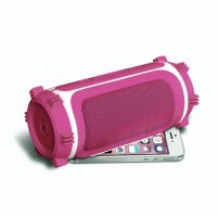 Speaker X-Bass Plus ITA Bluetooth - Pink
