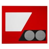 NZXT Phantom Acrylic Window Panel Red