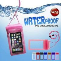Waterproof Bag Case For Mobile Phone / Tempat Pelindung HP Anti Air