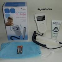 Fetal Doppler Hi Bebe Bistos Sound