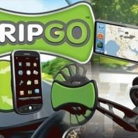GripGo, gadget holder untuk di Mobil, tinggal tempel HP anda !! ^^