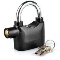 Gembok Alarm 8cm - Black
